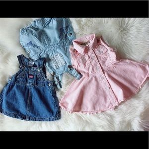 Other - 3Pcs of 3-9 Months Baby Cloth